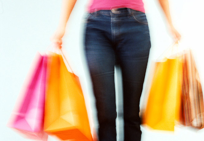 Can you go a year without shopping?